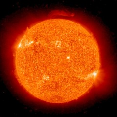 The Earth's Climate: What Happens to the Sun's Energy After it Reaches Earth's Atmosphere?